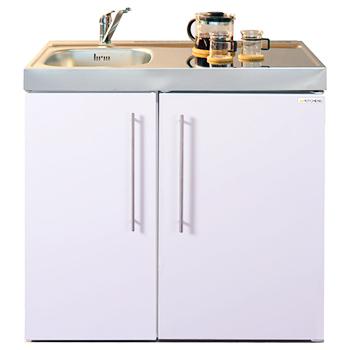 Bronze Mini Kitchen Without Hob
