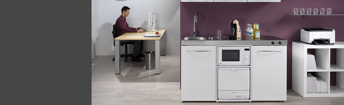 Compact Fully Equipped Mini Kitchens From 900mm To 1500mm Wide